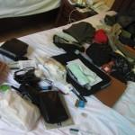 Ken's messy stuff
