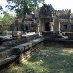 Preah Kahn entrance