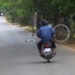 Bike on a bike