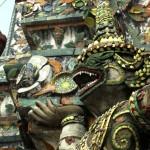 Wat Arun face