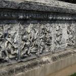 Wat Phanan Choeng carvings