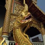 Wat Phra Singh dragon