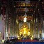 Wat Chedi Luang's Buddha