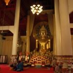 Buddha worshippers