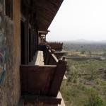 Jahangir Mahal view