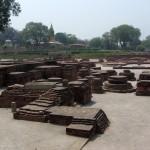 Ruins at Sarnath