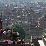 Bhaktapur sprawl