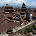 Bhaktapur vista