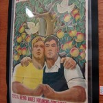 """Long live the friendship between the Soviet Union and China,"" with a little homoeroticism thrown in"
