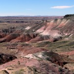 It's easy to see why the Spanish Conquistadors named this the Painted Desert