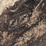 Geometric petroglyphs