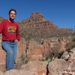 Ken on the Bright Angel Trail