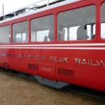 Cog railcar