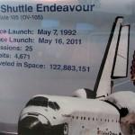 Endeavour stats