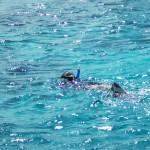 Snorkeling Karen