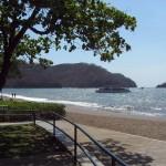 Playa del Coco shore