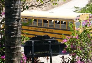Burlington school bus