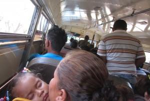 All aboard to Granada