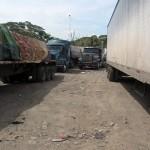 Truck walk