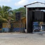 Fumigation station
