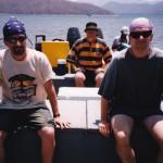 Boat crew 1998