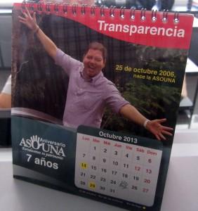 Fernando calendar
