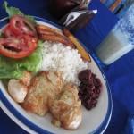 Granada lunch