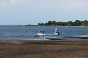 Lago Nicaragua tour boats