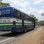 Modern Tico bus