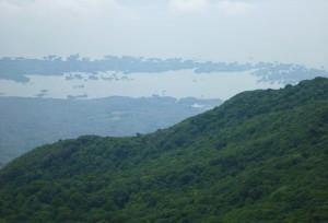 Las Isletas en la distancia