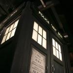 Ninth Doctor's TARDIS