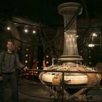 Organic TARDIS control room