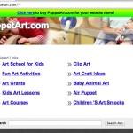 puppetart website