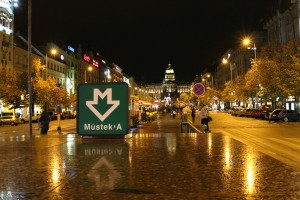 Mustek metro stop