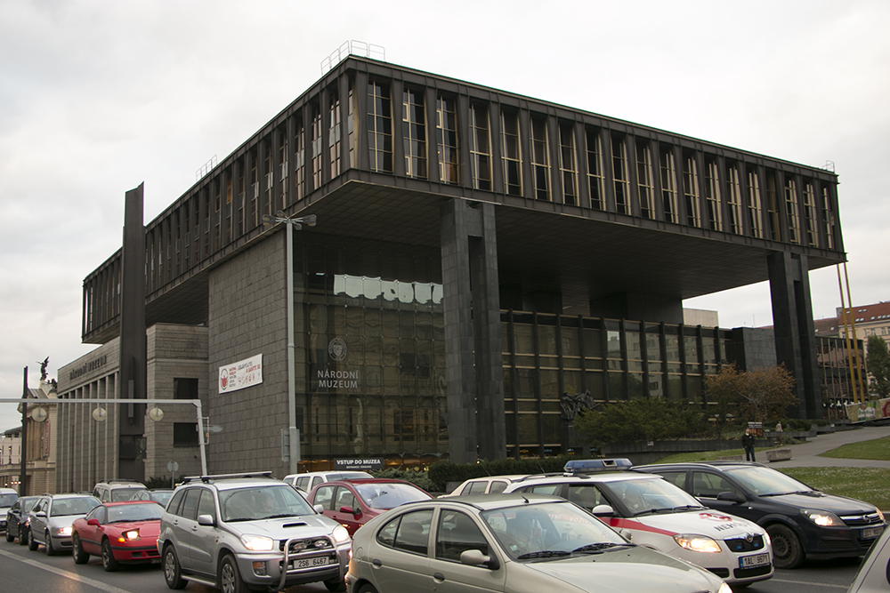 Museum's new home