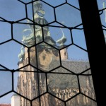Distorted spires