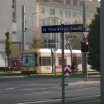 St Petersburg Strasse