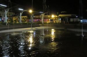 San Ignacio fountain