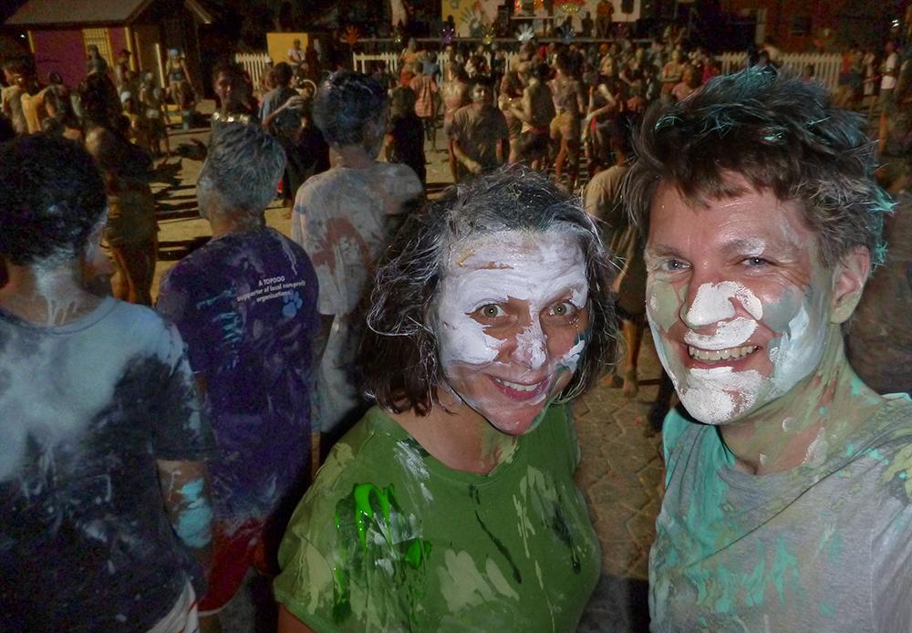 Painted Karen & Ken