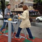 Street exercise