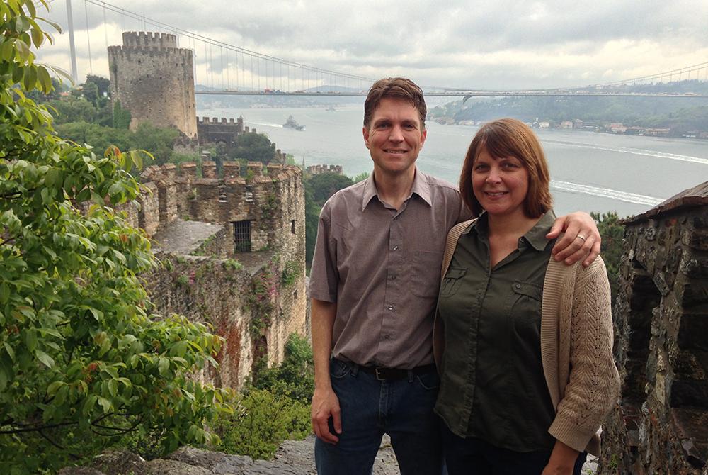 Rumeli Fortress- Ken & Karen