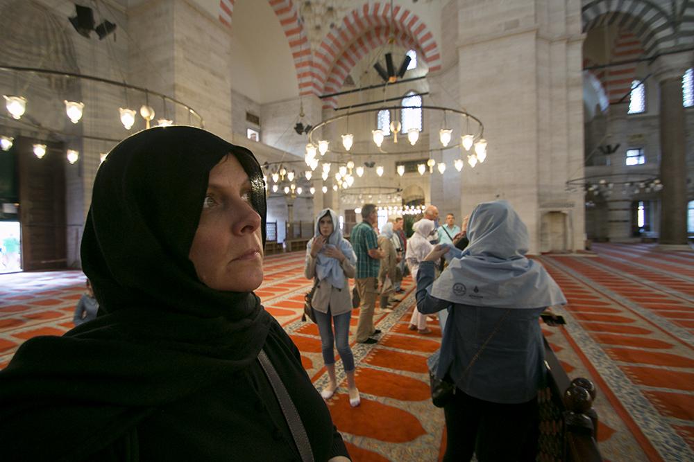 Karen in Suleymaniye