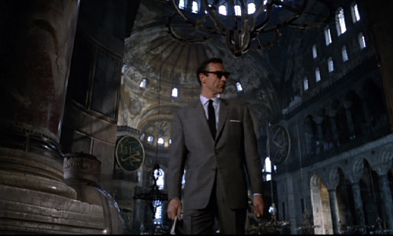 Bond under the dome