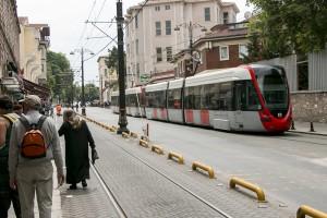 Gulhane Park tram