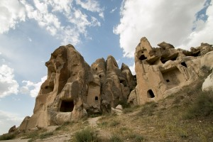 R2D2 cave house