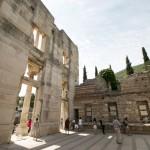 Efes library interior