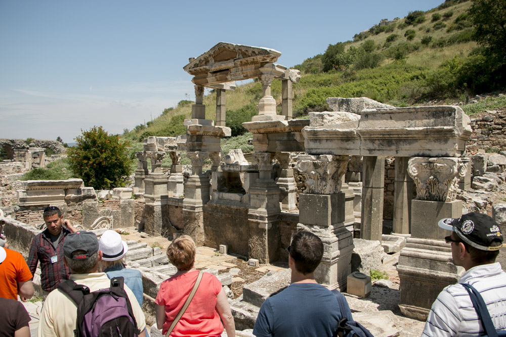 Efes Nyphaeum Traiani