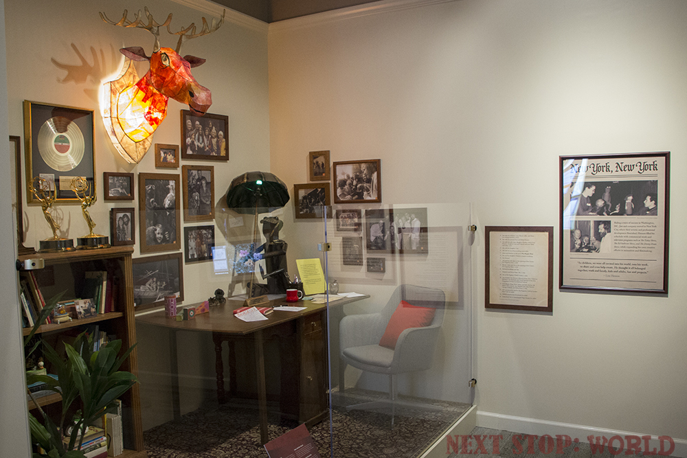 Jim Henson's office